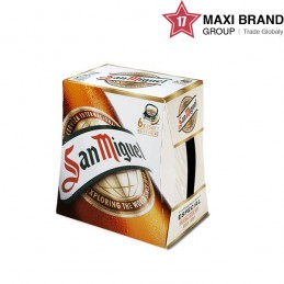 San Miguel 6x250ml.(Pack of 6)