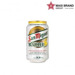 San Miguel Radler 33cl....